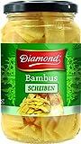 Brotes de bambú en conserva Diamond, 12 tarros de 330 g
