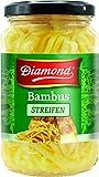 Brotes de bambú en conserva Diamond, 12 tarros de 565 g