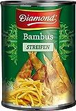 Brotes de bambú en conserva Diamond, 12 latas de 565 g