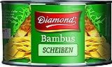 Brotes de bambú en conserva Diamond, 24 latas de 227 g