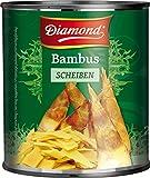 Brotes de bambú en conserva Diamond, 6 latas de 565 g